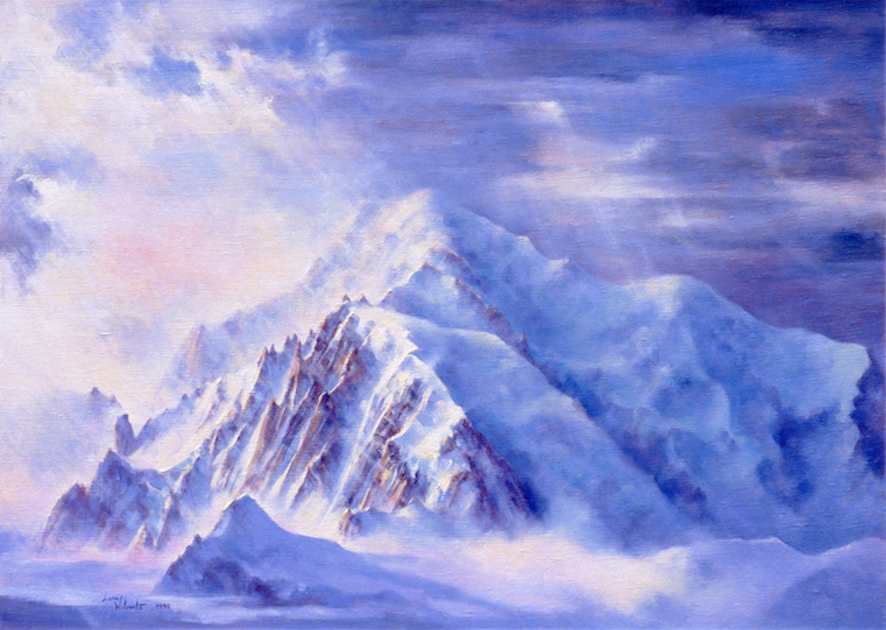 Lionel Wibault 100 Mont-Blanc
