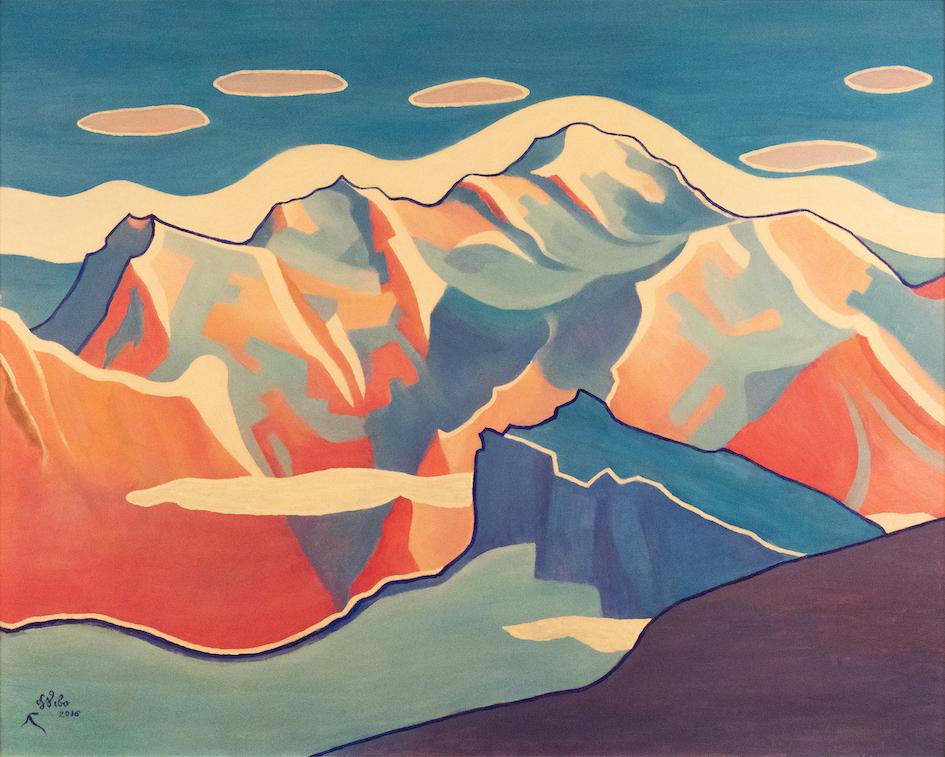 Lionel Wibault 100 Mont-Blanc 3