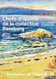 Affiche exposition Hermitage 2021