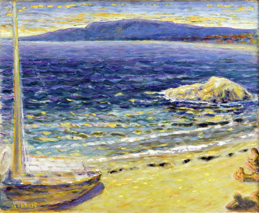 Pierre Bonnard (1867-1947) Marine