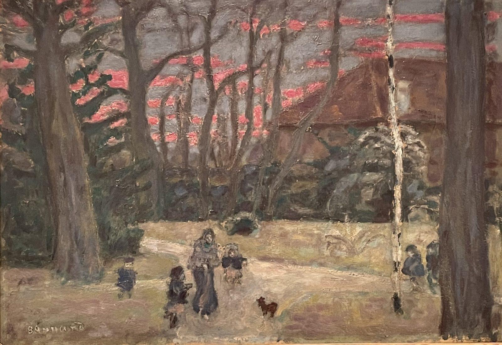 Pierre Bonnard, Soir de Noël