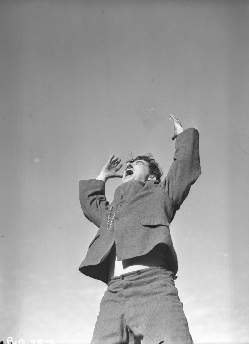 Charlie Chaplin 80 ans du film Le Dictateur