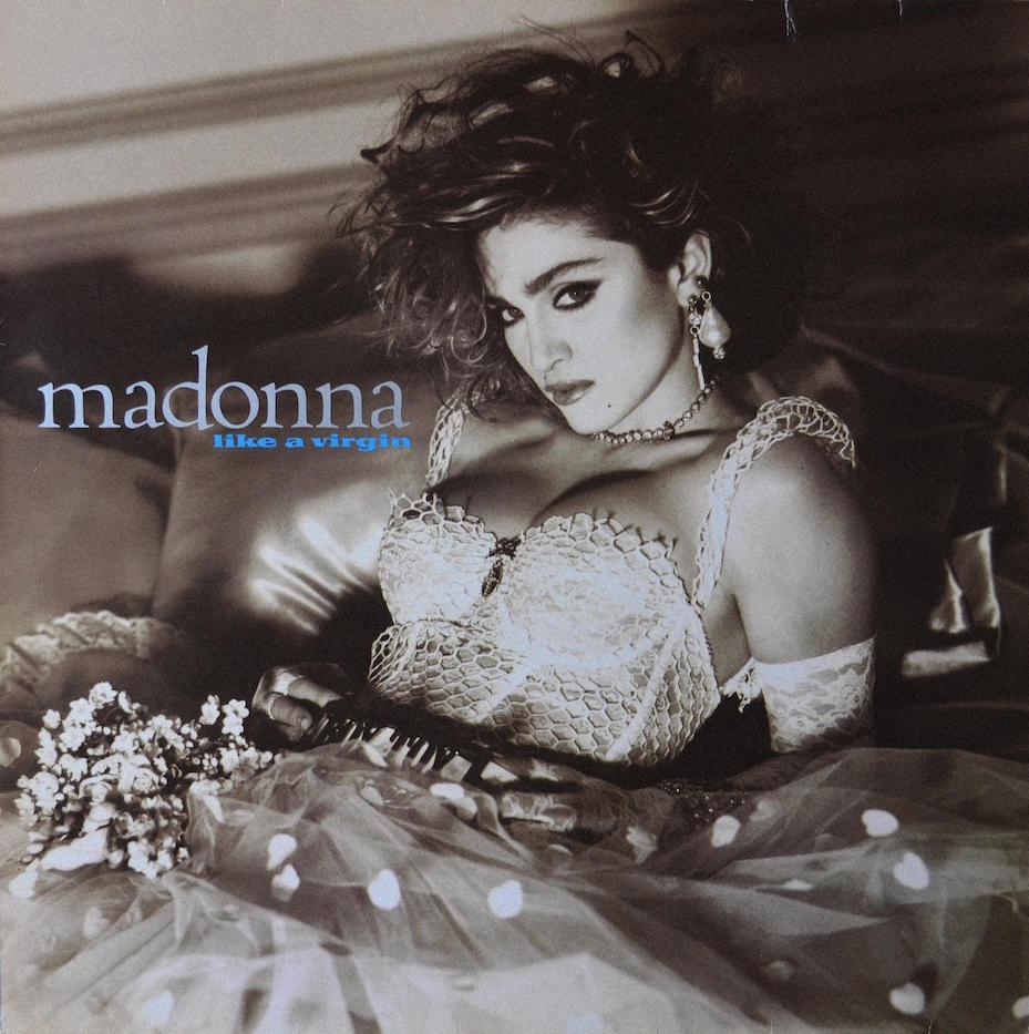 Madonna-photographie de Steven Meisel