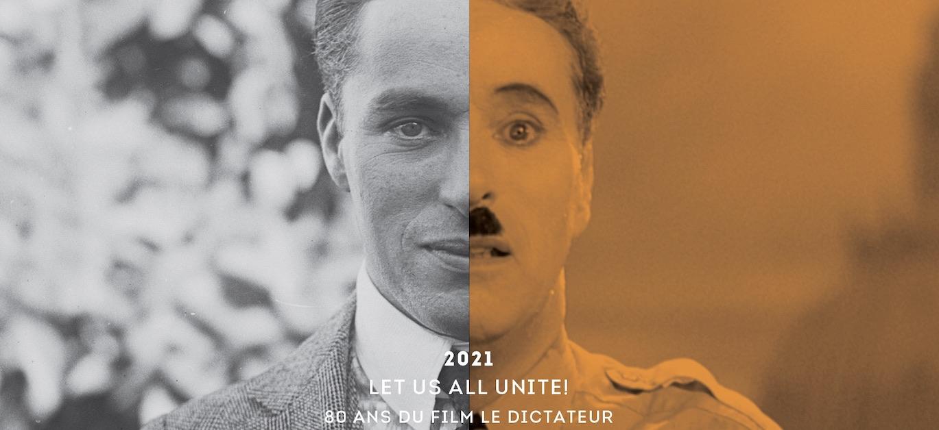 Charlie Chaplin anniversaire 80 ans - 2021