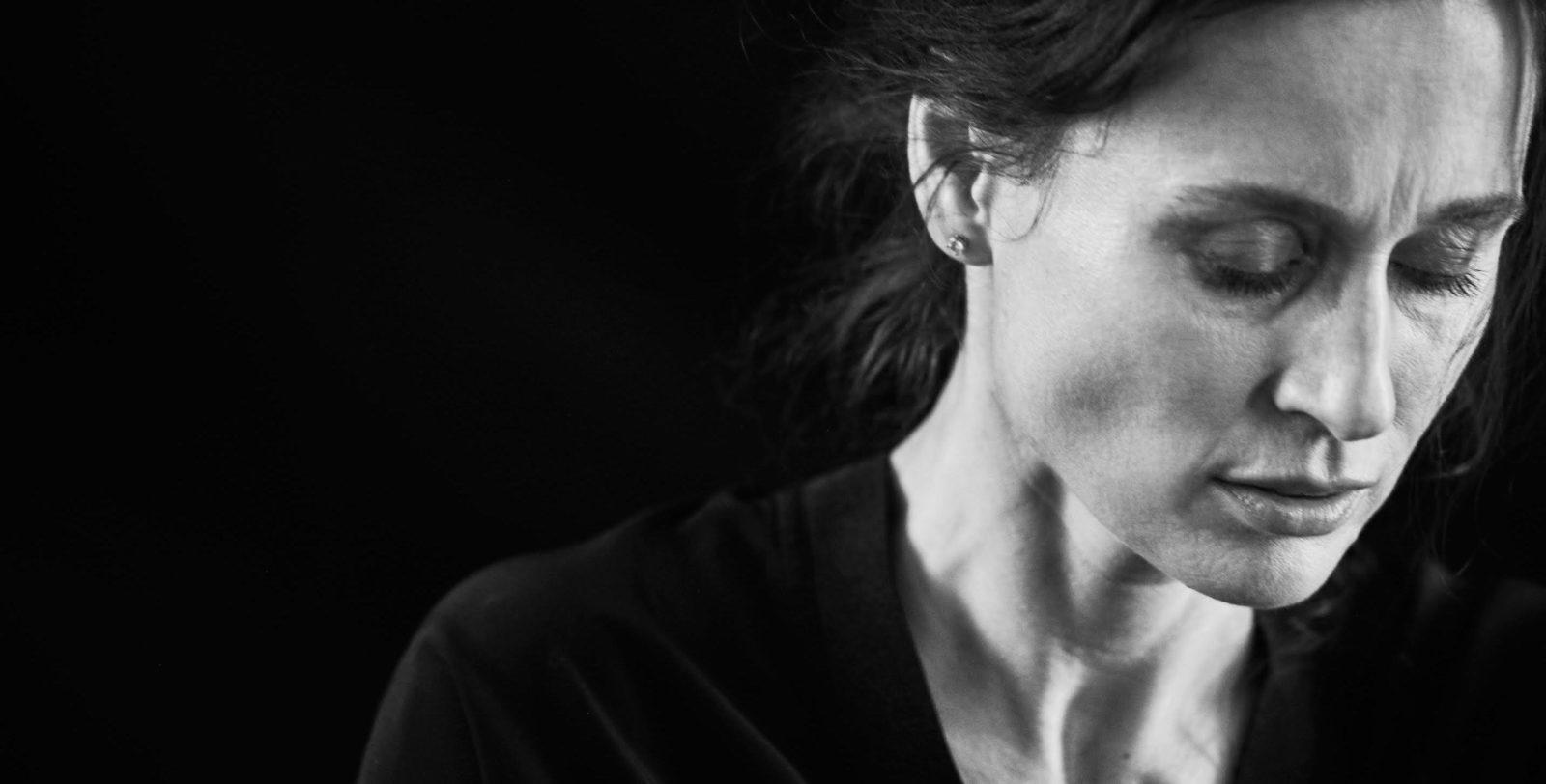 Irina Lankova par Peter Lindbergh