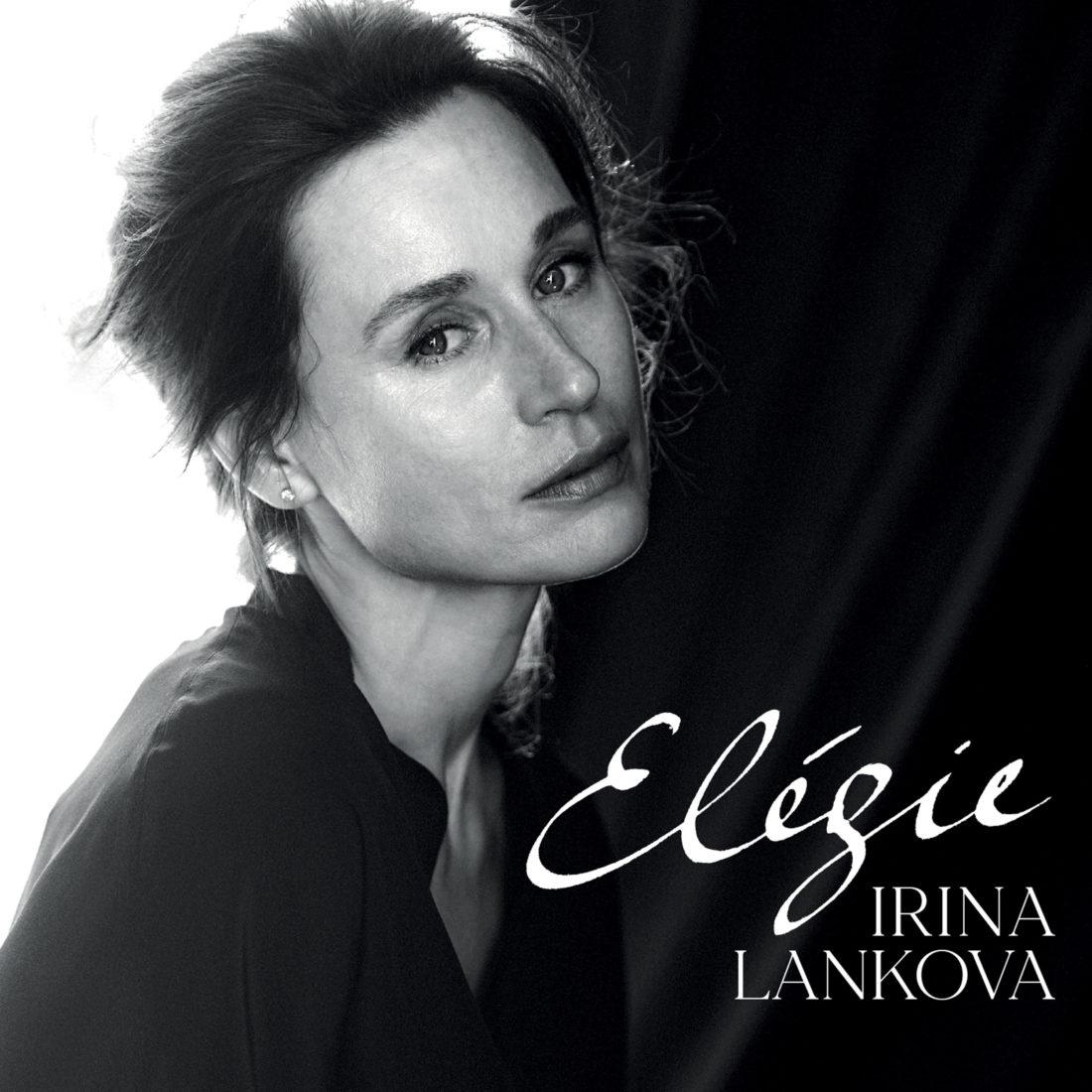 Elégie nouveau CD Irina Lankova Photo Peter Lindbergh