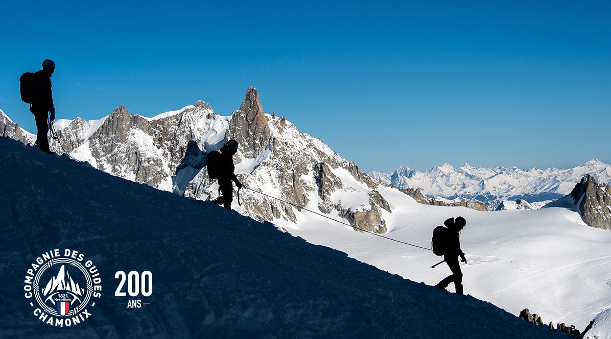 200 ans Compagnie des Guides de Chamonix-2021