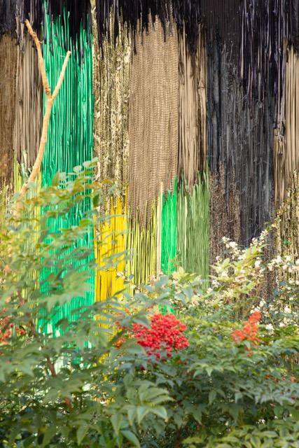 Les herbes folles du vieux logis – Joël Andrianomearisoa Chaumont sur Loire