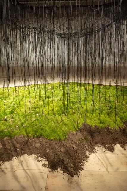 Direction de conscience – Chiharu Shiota Chaumont sur Loire