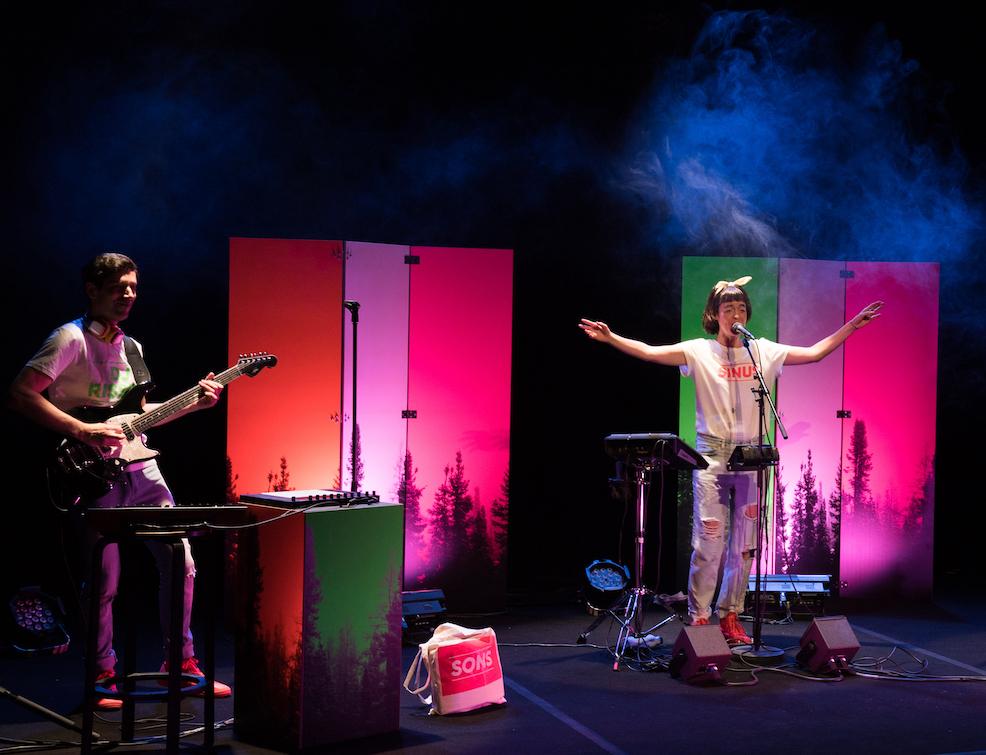 festival cité lausanne 2021 Sinus et Disto