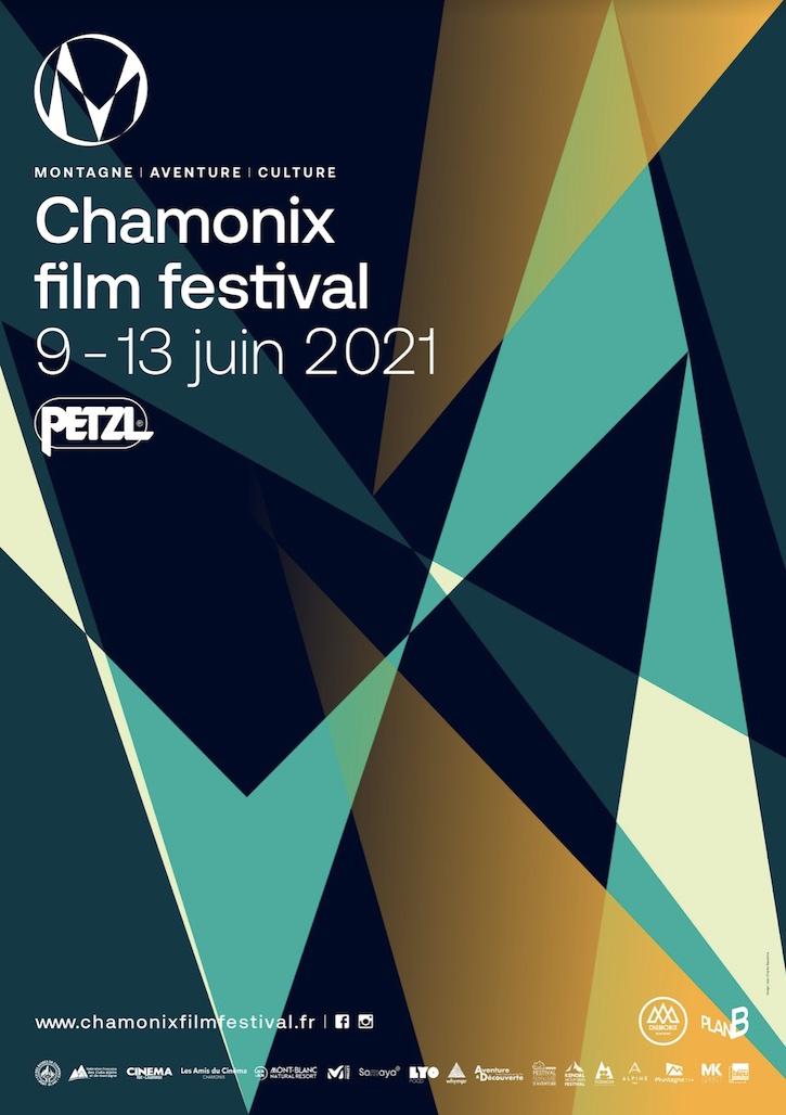 Affiche Chamonix film festival