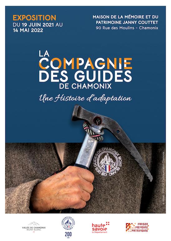 Affiche Compagnie des Guides