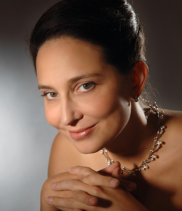 Marie-Claude Chappuis, mezzo-sprano