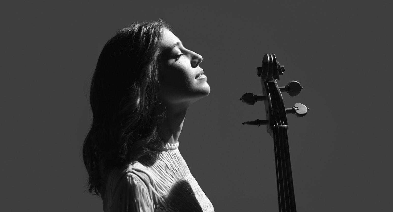Camille Thomas, violoncelliste