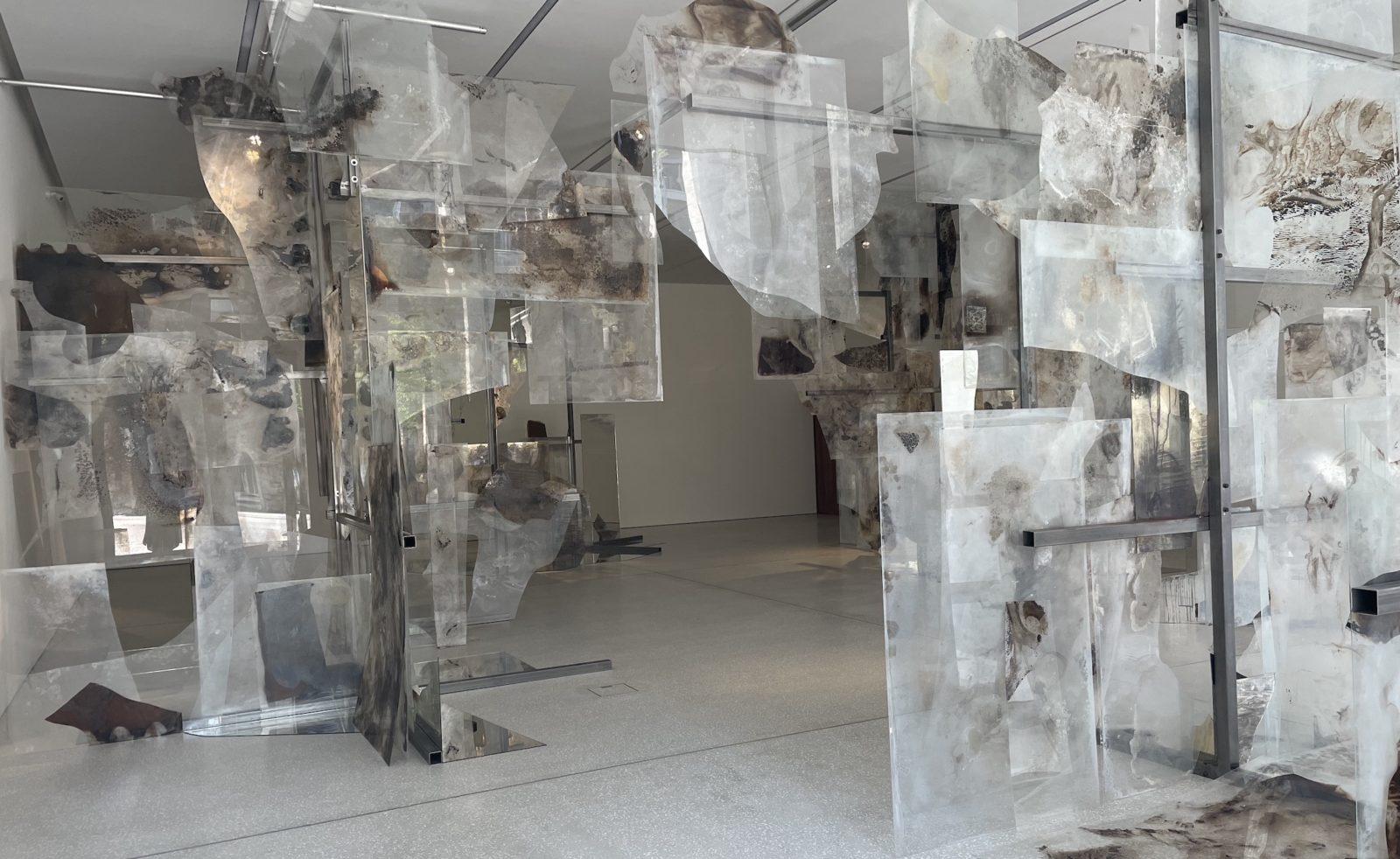 Sandrine Pelletier ~ Vue  1 The Crystal Jaw