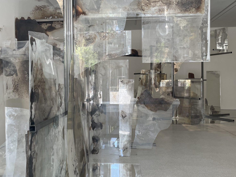 Sandrine Pelletier ~ The Crystal Jaw vue au MCBA