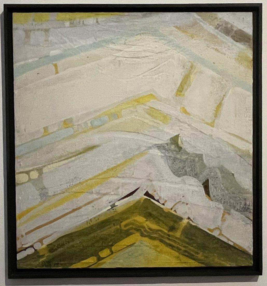 Jean Otth La montagne jaune