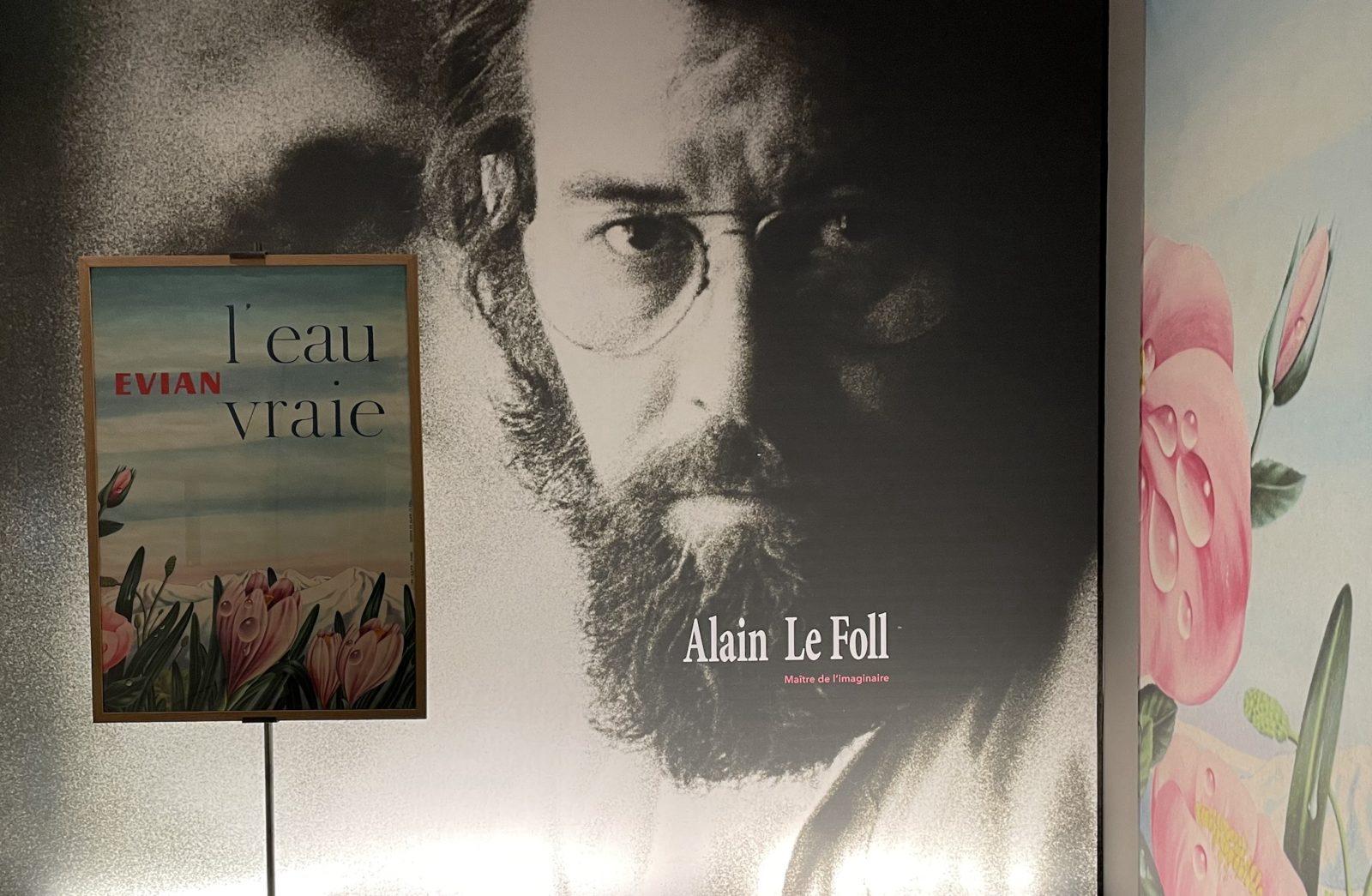 Exposition Alain Le Foll Evian 2021