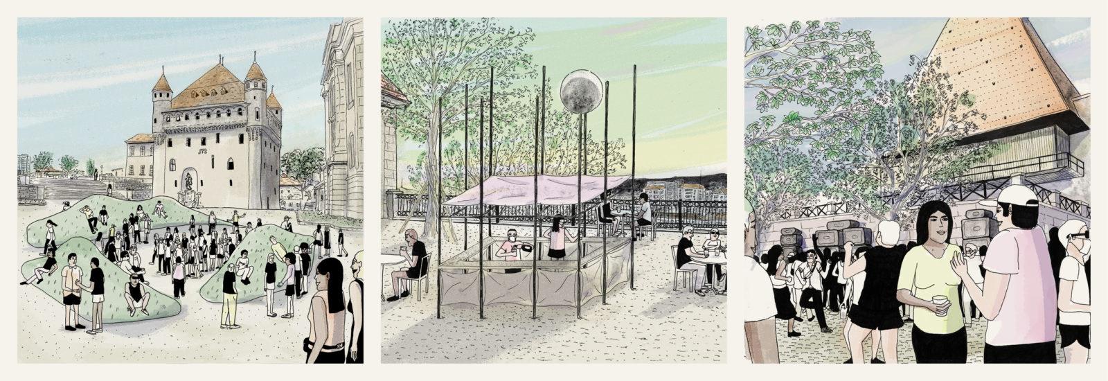 festival cité Lausanne 2021