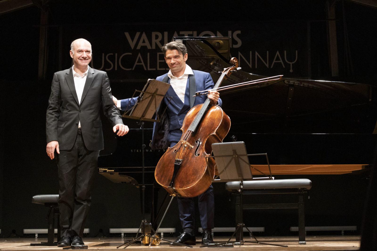 Gautier Capuçon, Jérôme Ducros, Variations musicales de Tannay