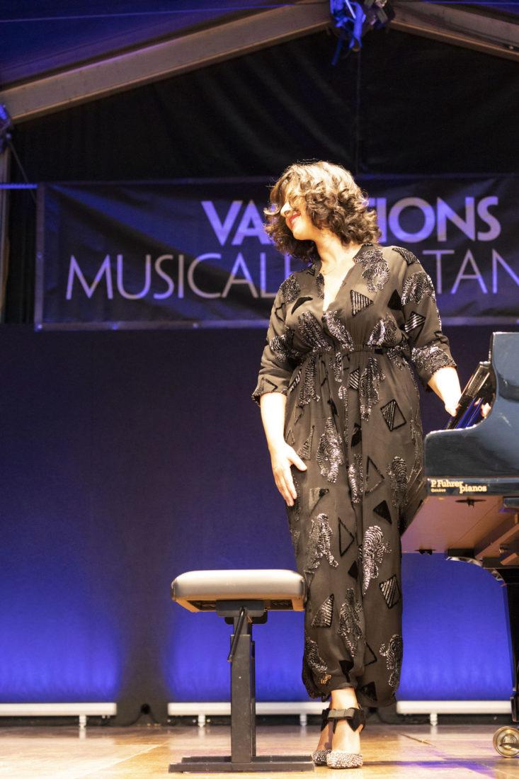 SALUTATIONS Khatia Buniatishvili variations musicales de tannay 2021
