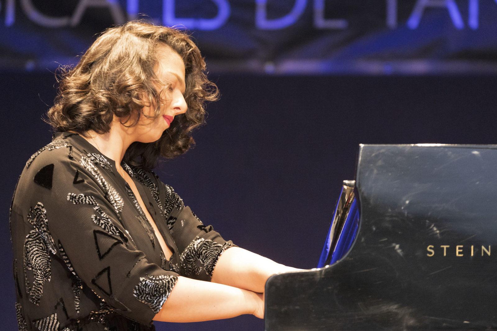 Moment Récital Khatia Buniatishvili variations musicales de tannay