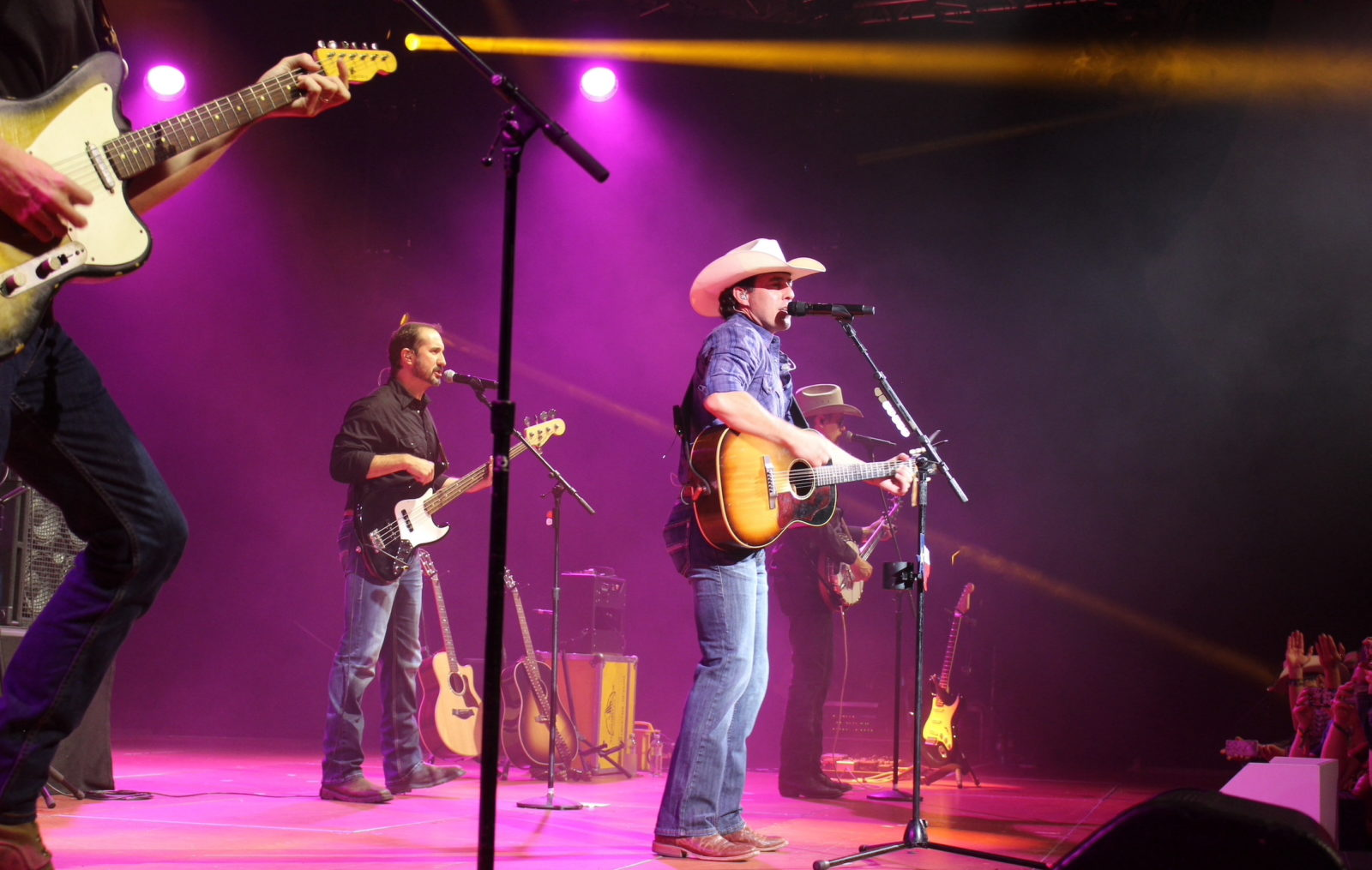 Country Night Gstaad - Aaron Watson