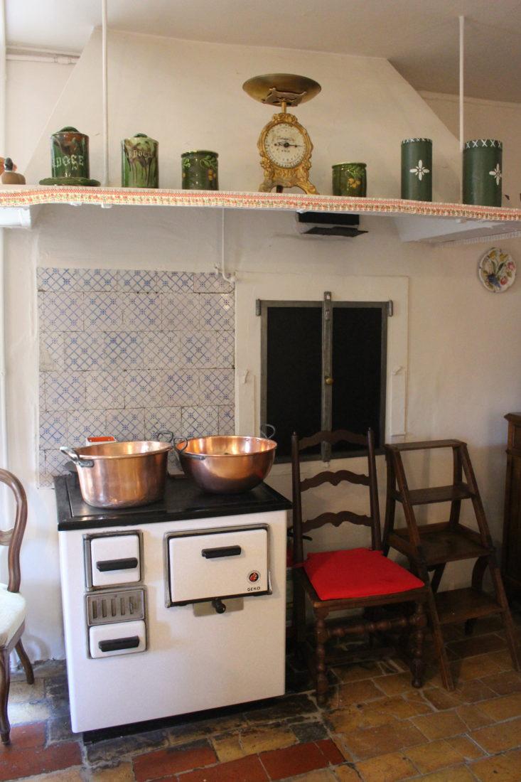 Domaine de La Doges la cuisine