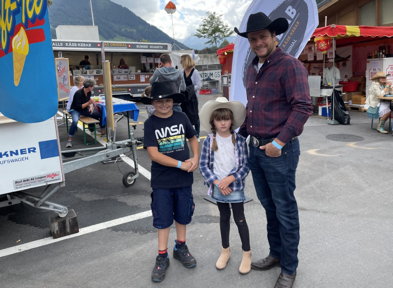 Country Night Gstaad 2021 - rencontres