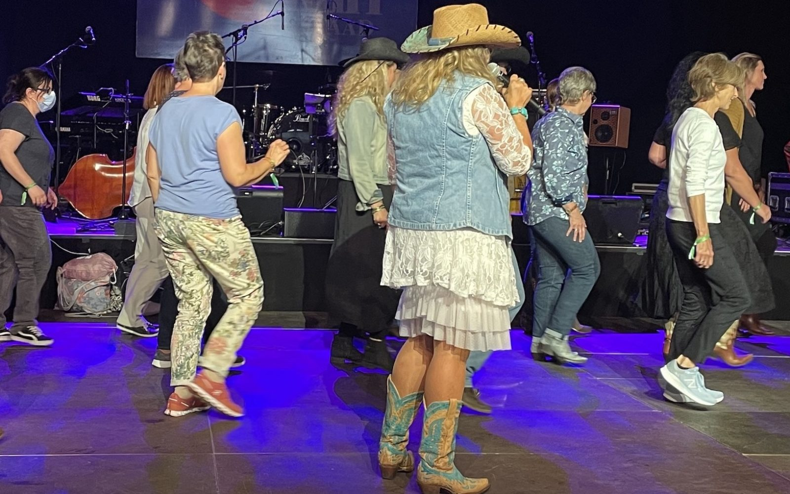 Country Night Gstaad 2021 - cours de danse