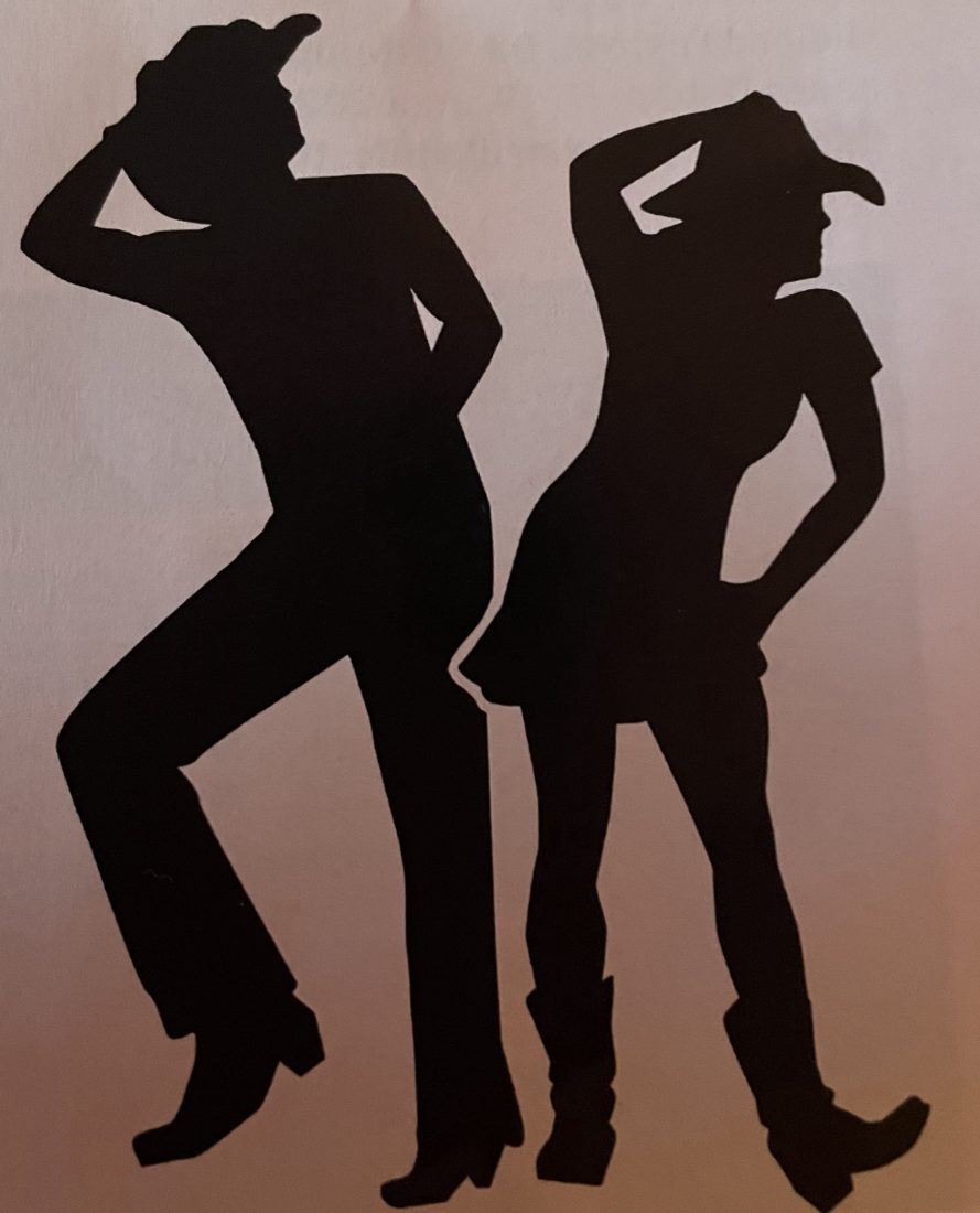 Country Night Gstaad - couple danseurs