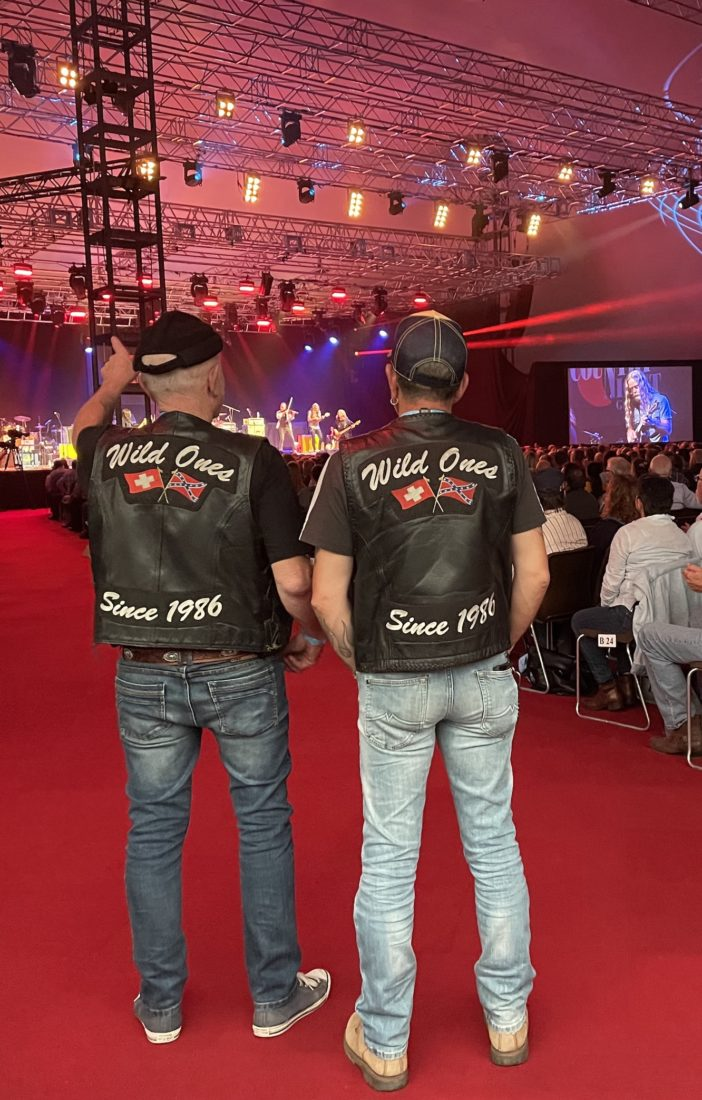 Country Night Gstaad 2021 - spectateurs