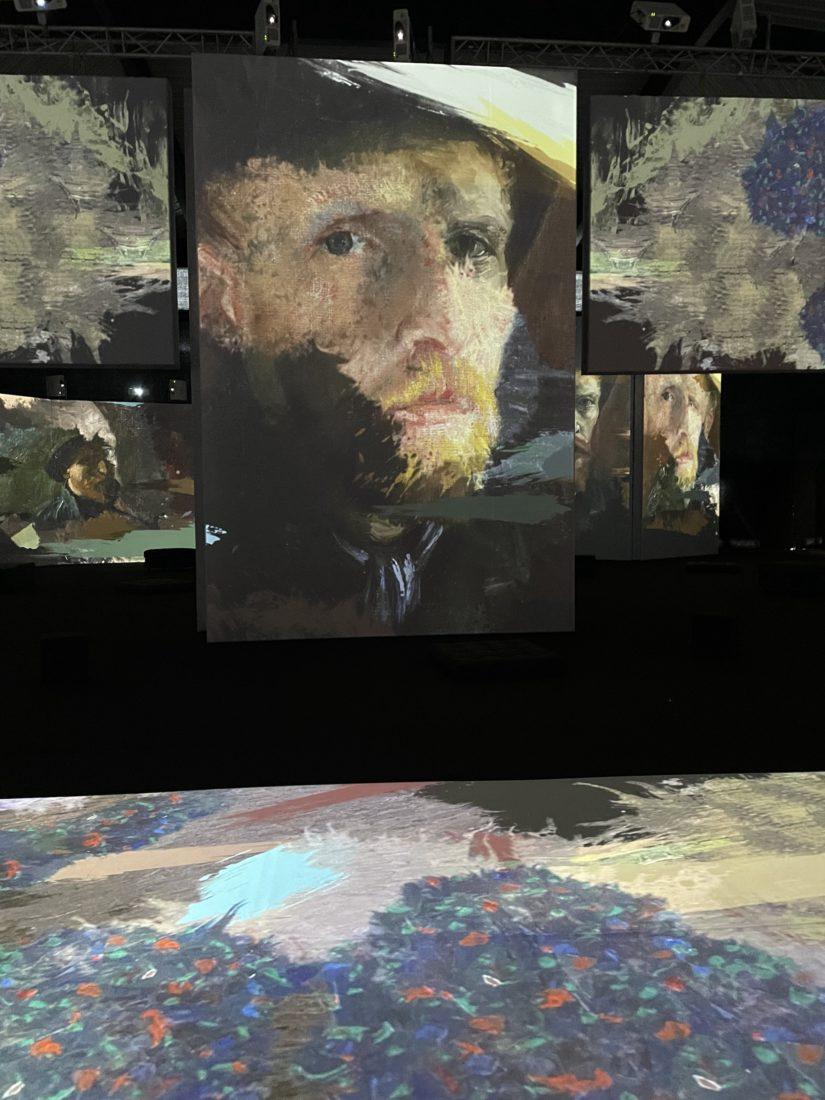 Van Gogh  Alive vue